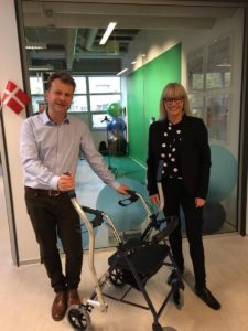 The Social and Health Schools have purchased CrossWALKER prototypes for use in school education