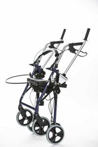 CrossWALKER - den nye rollator. Gå som kroppen er skabt til